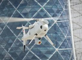 Abu Dhabi firm wins $63m deal to supply drones to UAE Armed Forces