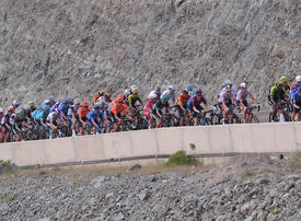Tests on 167 UAE Tour cyclists 'all negative' for new coronavirus