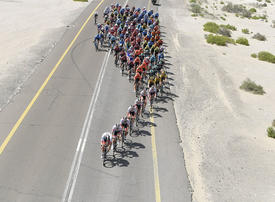 Chris Froome heads home after UAE Tour coronavirus scare