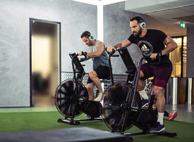 Fit for purpose: Fitness First Middle East CEO George Flooks