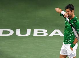 Novak Djokovic breezes into Dubai Championships semis