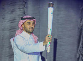 In pictures: Prince Abdulaziz bin Turki launches Saudi Games