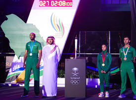Saudi Arabia to host major sporting event with 6,000 participants