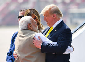 Why Trump's whirlwind tour of India both charms and puzzles Indians