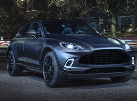 In pictures: New bespoke Q by Aston Martin DBX