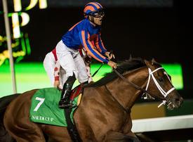 Maximum Security wins the Saudi Cup, world's richest horse race