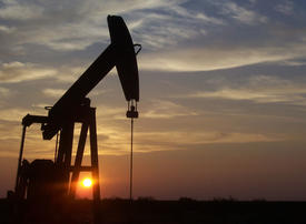 Russian pledge to support market halts oil's freefall