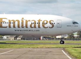 Emirates airline suspends flights to more cities, taking total past 100