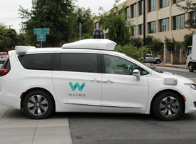 Mubadala invests in Alphabet's self-driving tech firm Waymo
