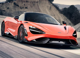 McLaren's new supercar to rival fastest Ferrari and Lamborghini