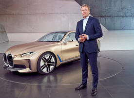 Video: This is BMW's i4 concept car, it's answer to Tesla