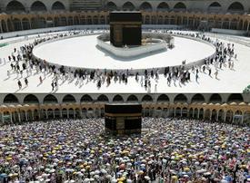 Saudi Arabia reopens area around sacred Kaaba amid virus measures