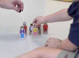 Video: How art and alternative therapy can help children with health conditions