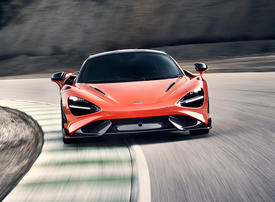 In pictures: The brand new McLaren 765LT supercar