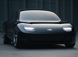 In pictures: New Hyundai Prophecy concept electric vehicle