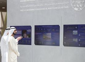 Dubai ruler inaugurates DEWA's new research hub at giant solar park