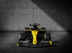Dubai's DP World to sponsor Renault F1 team