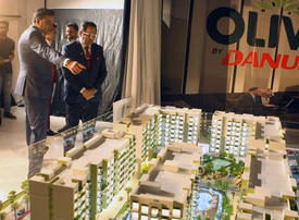 Danube Properties launches $109m Olivz development in Dubai