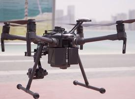 Dubai Police using drones to keep public spaces ban enforced