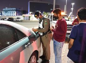 Saudi cracks down on Covid-19 curfew breakers with nine arrests in Riyadh