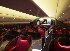 Video: The future of airline passenger cabins