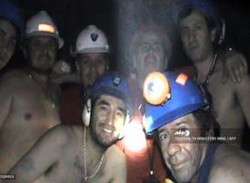 'A sense of humor is very important' - How to survive a lockdown, by the Chilean miners trapped for 69 days