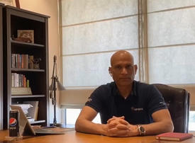 Video: PepsiCo MENA president, Aamer Sheikh encourages people to stay home