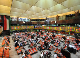 Kuwait leads drop in Middle East stocks after downgrade