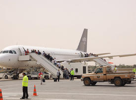 Hundreds of tourists repatriated from RAK International Airport
