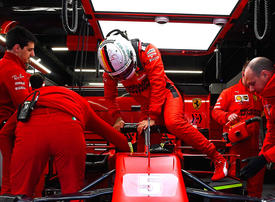 Ferrari boss sees January end to F1 season as a result of coronavirus pandemic