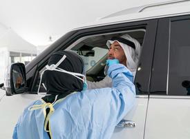 Abu Dhabi launches Covid-19 drive-through testing centre