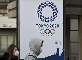 Tokyo Olympics to start on July 23, 2021