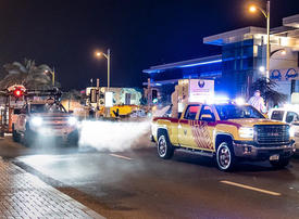 Covid-19: Dubai drivers warned to wear masks or face fines
