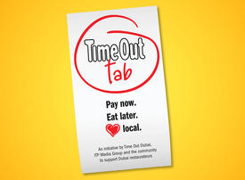 Time Out Dubai launches buy now, eat later initiative, in support of home-grown restaurants