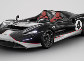 In pictures: McLaren revealed limited-edition Elva M1A and M6A Theme by MSO