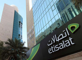 UAE telco Etisalat reports slight drop Q1 profit on increased costs