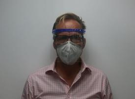 Coronavirus: Dubai-based company producing 1,500 3D-printed face shields daily