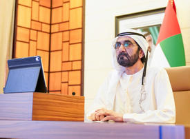 Coronavirus: Sheikh Mohammed waives residency fines for remainder of 2020