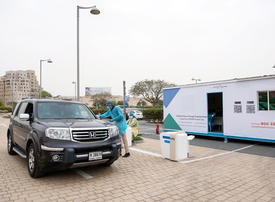 UAE leading the way in Covid-19 testing