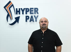 The world has shifted, the future has already begun, and it's online, says HyperPay CEO Muhannad Ebwini