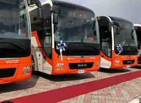 Sharjah suspends bus travel between emirates