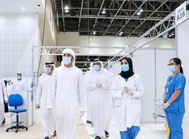 Coronavirus: Crown Prince inaugurates 3,000-bed field hospital in Dubai