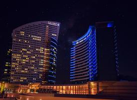 In picture: Landmarks across the UAE #LightItBlue to honour frontliners