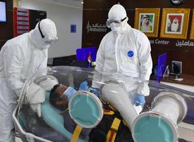 Coronavirus: Dubai Ambulance uses specialised pressured tubes to transfer patients