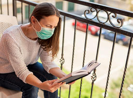 Lockdown reads: Books featuring pandemics, a tech giant and a rugby hero all make the list