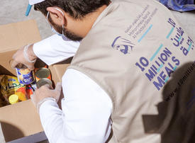 Covid-19: UAE's '10 million meals' campaign exceeds target in one week