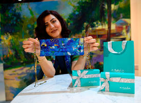 Bahraini entrepreneurs adding a little colour to a new daily essential