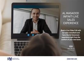 Al Masaood Automobiles provides a virtual sales experience to address customer needs