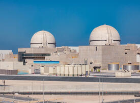 UAE's Barakah-1 nuclear reactor ready to start operating in 'a month or so'