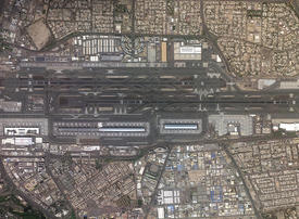 In pictures: KhalifaSat captures lockdown images of world's biggest airports